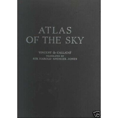 ATLAS OF THE SKY - 1959 - VINCENT De CALLATAY • 48£