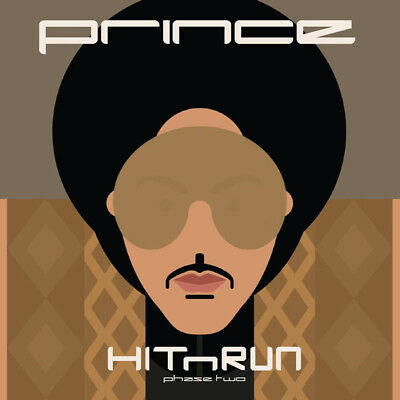 PRINCE HittRun Phase Two CD NEW 2016 • 13.99£