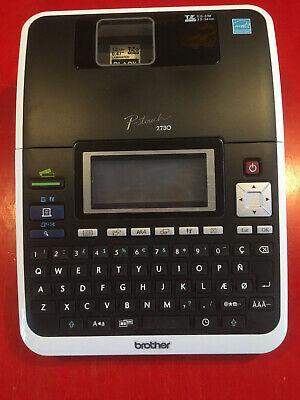 Brother P Touch 2730 Label Printer • 21£