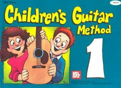 Children's Guitar Method Volume 1 By William Bay • 2.93£