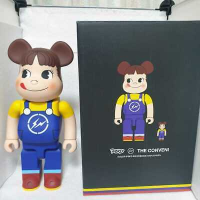 $710.37 • Buy 400 Only Bearbrick Fragment Bearbrick Bearbrick Kubrick