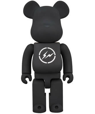 $821.72 • Buy Bearbrick The Conveni Fragment Design Black 400 Medicomtoy Bearbrick Convenience