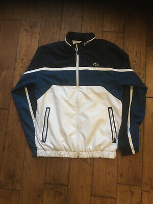 Lacoste Mens Track Top Size M • 9£