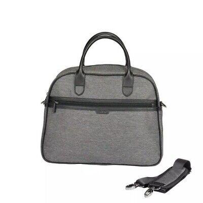 ICandy Changing Bag Grey Twill • 129£