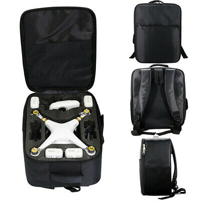 AU49.37 • Buy Carrying Shoulder Case Backpack Bag For DJI Phantom 3S 3A 3SE 4A 4 4Pro AU