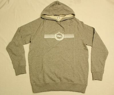 Xclusive Apparel Men's Long Sleeve Victory Hoodie SV3 Gray Large NWT • 21.50£