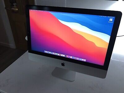 Apple IMac 21.5  | 4K Retina | Intel Core I5 3GHz | 8GB | 1TB | Mid 2017 Model • 675£