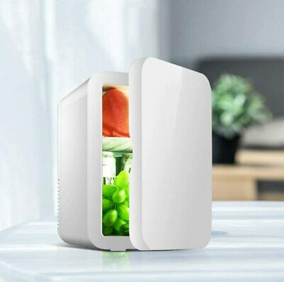 AU66.99 • Buy 8L Portable Mini Fridge AC DC Powered Table Top Fridge For Cars Homes Offices AU