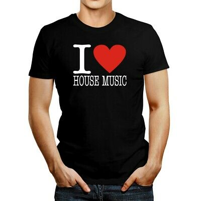 I Love House Music Classic Style T-shirt • 15.56£