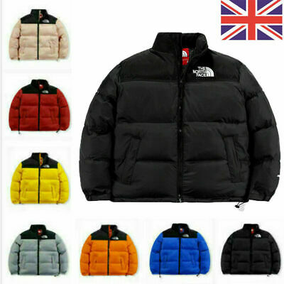 The North Face Mens Womens Winter Warm Down Jacket Outerwear Puffer Parka Coat • 45.99£