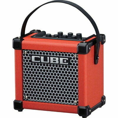 AU245.05 • Buy ROLAND M-CUBE GXR MICRO CUBE RED Guitar Amp