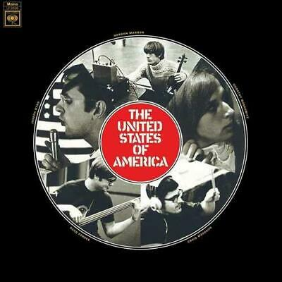 The United States Of America: The United States Of Americ =LP Vinyl *BRAND NEW*= • 39.69£