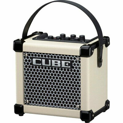 AU263.90 • Buy ROLAND M-CUBE GXW MICRO CUBE WHITE Guitar Amp