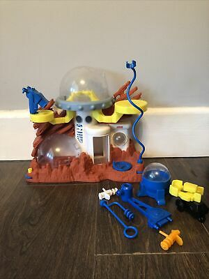 Fisher Price Imaginext Space Station • 4.99£