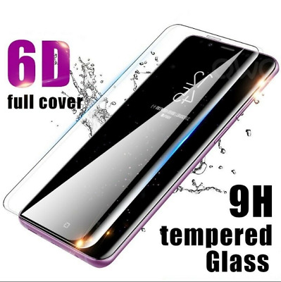 $ CDN5 • Buy For Samsung Galaxy S21 S20 S10 S9 S8 S7 NOTE 20  Tempered Glass Screen Protector