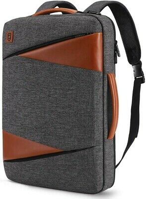 DOMISO Laptop Backpack 14 Inch Business Briefcase Travel Rucksack College • 35.99£