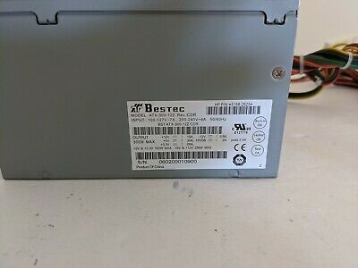 £14.54 • Buy Bestec Atx-300-12z Hp Pn *5188-0129* Sn 05080618065 300w Max Used Untested