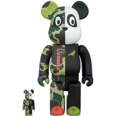 $291.39 • Buy Bearbrick Atmos Staple 100 400 Bearbrick