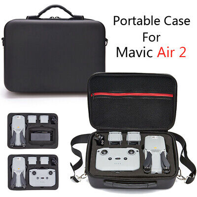AU41.95 • Buy Portable Hardshell Carrying Case Waterproof Storage Case For DJI Mavic Air 2 New