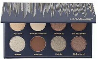 AU3.86 • Buy Ulta Beauty Eyeshadow Palette + 2 Eye Shadow Brushes