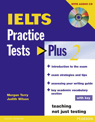 IELTS Practice Tests Plus 2 With Key And CD Pack, Judith Wilson,  • 26.06£