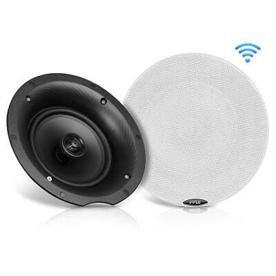 """£103 • Buy Car Coaxial Speakers 8"""" Bluetooth In-Wall In-Ceiling 2-Way Grills 240 Watts"""