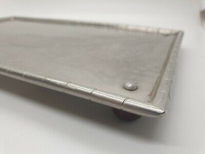 Keswick Firth Staybrite KSIA School Of Industrial Art Stand Tray Planished X958 • 14.99£