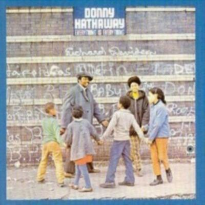 Donny Hathaway: Everything Is Everything [cd] • 11.09£