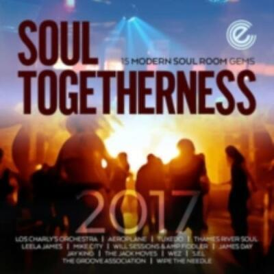 V/A: SOUL TOGETHERNESS 2017 (LP Vinyl *BRAND NEW*.) • 40.49£
