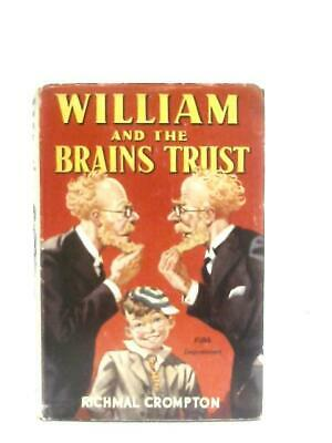 £11.99 • Buy William And The Brains Trust (Richmal Crompton - 1952) (ID:45493)