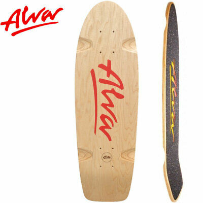 AU311.43 • Buy Alva Skateboard Deck 27 Inch 70's Reprint Old School New Imported From Japan