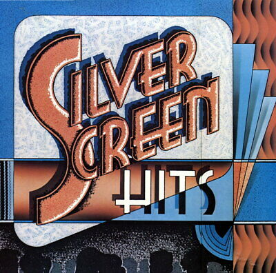 Silver Screen Hits - 12inch Vinyl  EP  • 1.50£