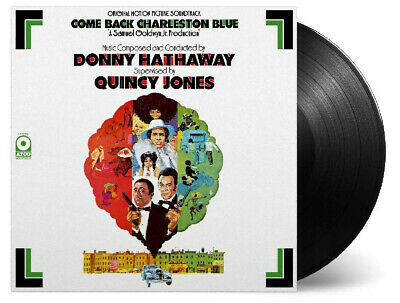 Donny Hathaway Come Back Charlston Blue Vinyl LP New 2018 • 18.99£