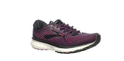 $ CDN108.36 • Buy Brooks Womens Ghost 12 Black Running Shoes Size 8 (Wide) (1503183)
