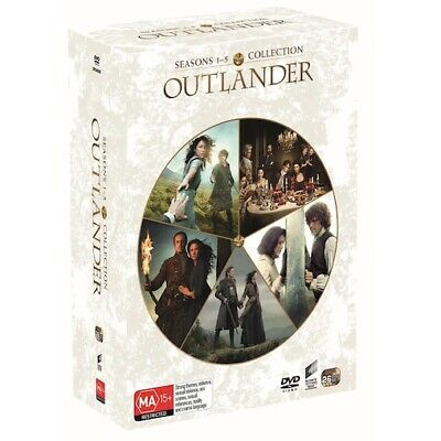 AU99.50 • Buy OUTLANDER : The Complete Season 1 2 3 4 5 : NEW DVD