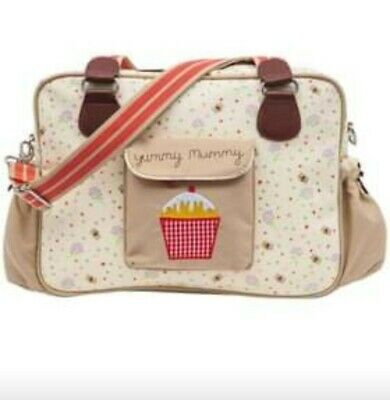 Pink Lining Yummy Mummy Changing Bag With Bee Design • 0.99£