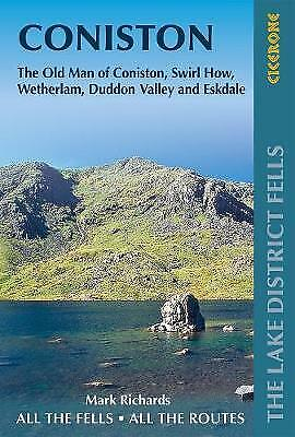 Walking The Lake District Fells - Coniston,  ,  Paperback • 11.49£