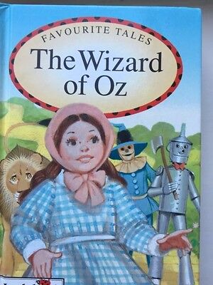 Favourite Tales: The Wizard Of Oz By L. F. Baum Ladybird Hardback Book • 2.95£