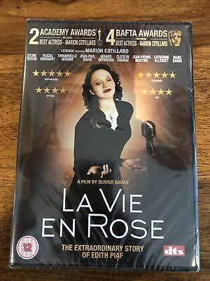 La Vie En Rose (DVD, 2008) Brand New Sealed • 0.99£