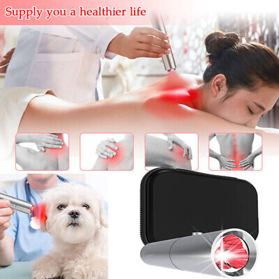 LED Red Light Therapy Device Infrared Light Therapy For Pain Relief 660nm 850nm • 59.99£