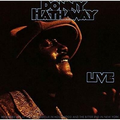 ID23z-Donny Hathaway-Live-CD-New • 8.25£