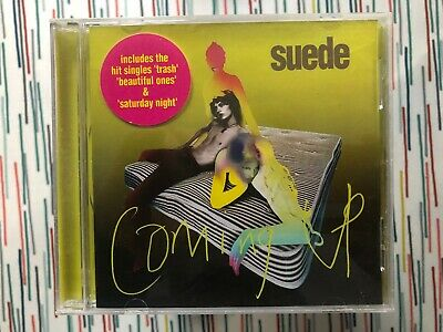 Suede - Coming Up • 5£