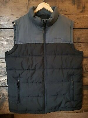 Gents PETER STORM Padded Gilet Size M • 9£