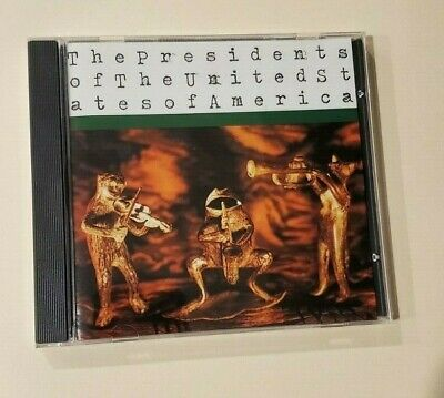 £7.07 • Buy The Presidents Of The United States Of America CD Music