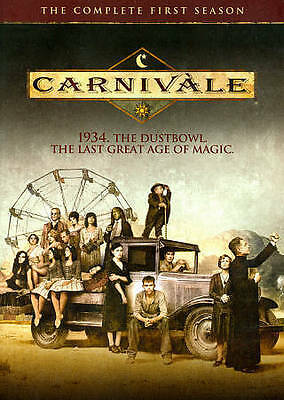 Carnivale - The Complete First Season (DVD, 2014, 4-Disc Set) • 6.65£