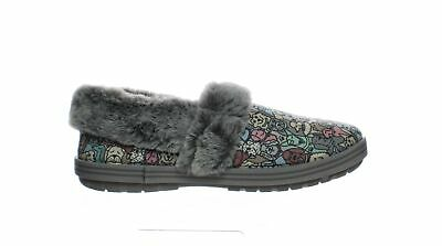 Skechers Womens Pooch Parade Gray Multi Slippers Size 6 (1756469) • 23.87£
