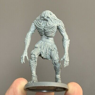 AU6.36 • Buy Gray Monster Miniatures Dungeons & Dragons D&D Board Game Model Figure Toy