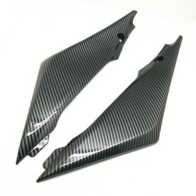 $46.79 • Buy Carbon Fiber Fuel Gas Tank Side Cover Fairing For SUZUKI GSXR 1000 2005-2006 K5
