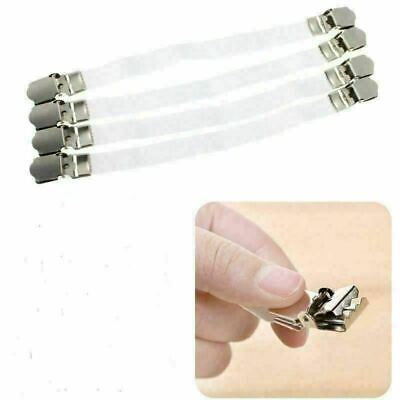 £2.50 • Buy 4x Adjustable Sofa Bed Sheet Holder Fasteners Grippers Clips Suspenders Straps