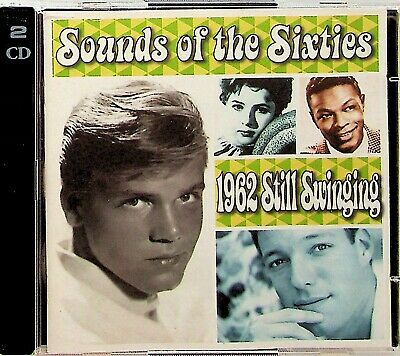 TIME LIFE Sounds Of The Sixties 1962 STILL SWINGING 2-CD (Jet Harris/Eden Kane) • 24.99£